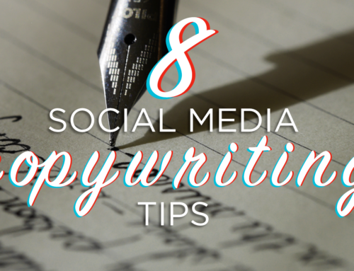 8 Social Media Copywriting tips