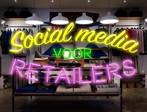 Social Media Tips voor Retailers