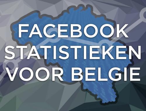 Facebook Statistieken voor België