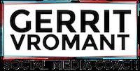 Gerrit Vromant – Social Media Coach Logo